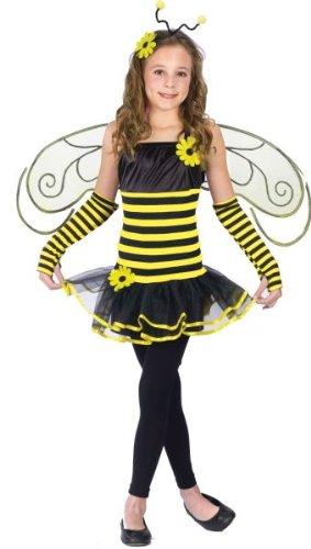 Girl's Honey Bee Costume - (Honey Bee Costume For Kids)