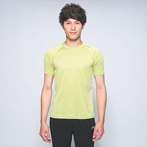 Reebok(リーボック) メンズ アクアTシャツ 半袖ラッシュガード フィットネスウェア 水陸両用 427961 MLM LL