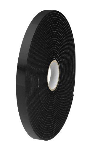 Tape Logic T9541162PK Polyethylene Double Sided Foam Tape, 1/16