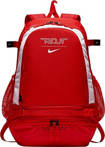 NIKE NikeTrout Vapor Baseball Backpack (Red)