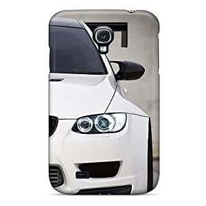 Premium KWqUtIP5374ZnTDE Case With Scratch-resistant/ Bmw M3 Case Cover For Galaxy S4