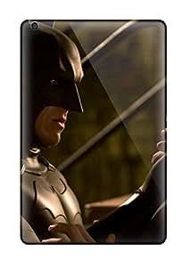 hudson kim's Shop Best Ipad Mini 2 Hard Back With Bumper Silicone Gel Tpu Case Cover Batman Begins 1548580J21123551
