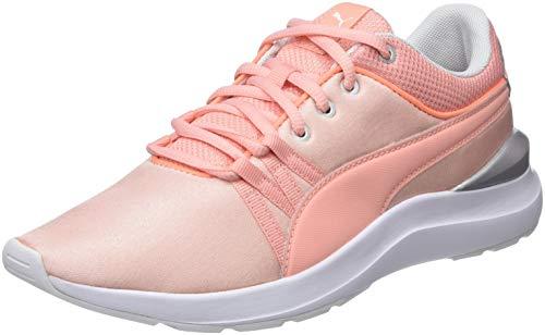 basket peach femme puma