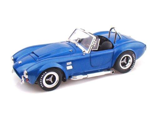 1966 Shelby Cobra Super Snake 427 1/18 Blue