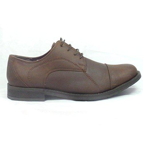 Lotus - Zapatos de cordones para hombre marrón marrón