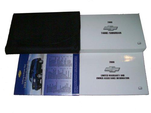 2008 chevrolet chevy tahoe owners manual chevrolet amazon com books rh amazon com