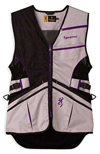 Browning Vest Ace Shooting Purple, Size: 2xl (3050729605)