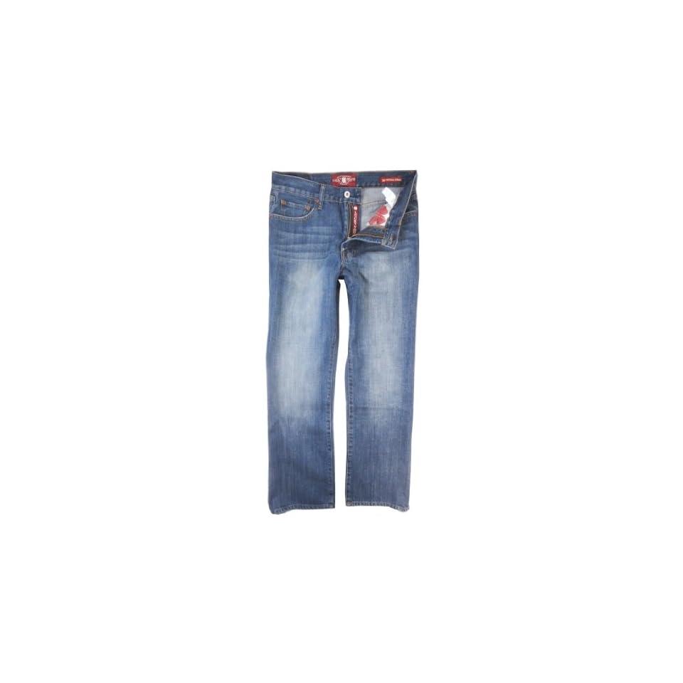 Lucky Brand Mens 361 Vintage Straight Leg Jeans