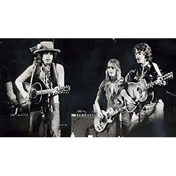 """Rolling Thunder Revue A Bob Dylan Story by Martin Scorsese Poster Art 24x36/"""""""