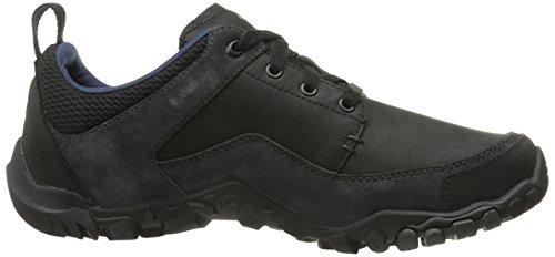 Merrell TELLURIDE WTPF - zapatilla deportiva de piel hombre Black