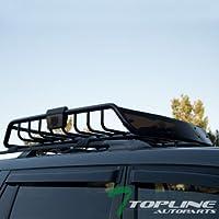 Topline Autopart Universal Heavyduty Steel Roof Rack...