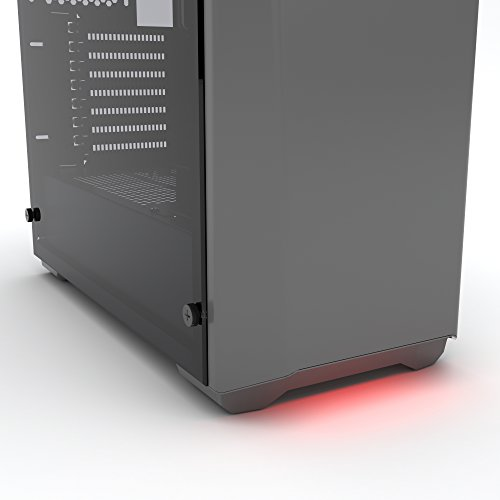 Phanteks PH-EC416PSTG_AG Eclipse P400S Silent Edition with Tempered Glass, Anthracite Grey Cases by Phanteks (Image #5)