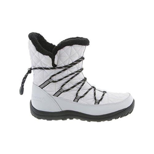 BearPaw Womens Celine Rain Boot White Size 9