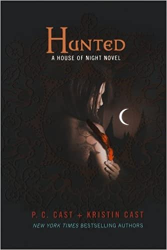 Amazon.com: Hunted: A House of Night Novel (House of Night Novels ...