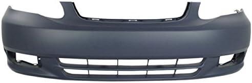 New FOG LIGHT COVER Bumper Insert for 05-08 Corolla CE//LE Sedan Right Passenger