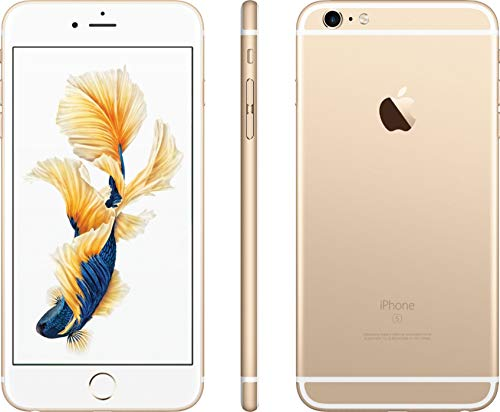 Apple iPhone 6S, 32GB, Gold - for Cricket Wireless (Renewed)