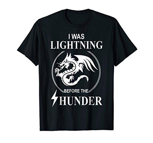 Dragon 7hunder Shirt, Lightning Before The 7hunder, Gifs ()
