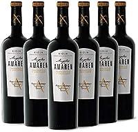 Ángeles de Amaren Vino Tinto Caja Cartón 6 Botellas - 750 ml