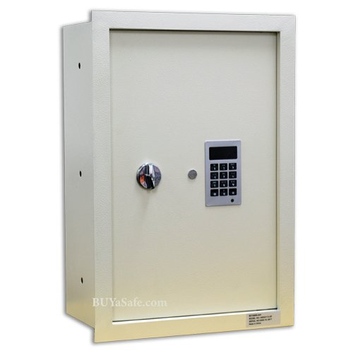 Protex Fire Resistant Electronic Wall Safe (WES2113-DF)