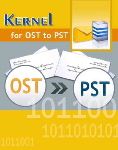 Kernel For .OST To .PST Conversion [Download] by Kernel Recovery Tools