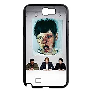 Samsung Galaxy N2 7100 Cell Phone Case Covers Black Manic Street Preachers LZX