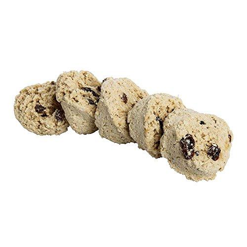 Otis Spunkmeyer Kosher Sweet Discovery Oatmeal Raisin Cookies Dough, 1.33 Ounce -- 240 per case.