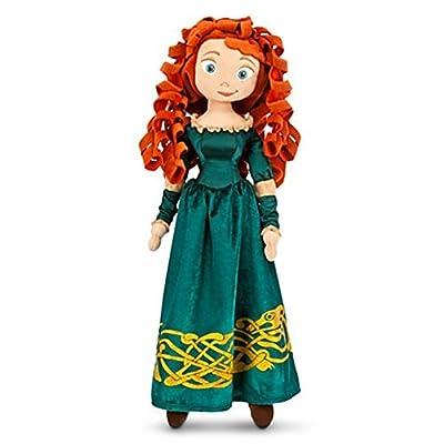 "Disney Brave Princess Merida Soft Plush Doll - Brave - Medium - 20""H (New for 2014)"