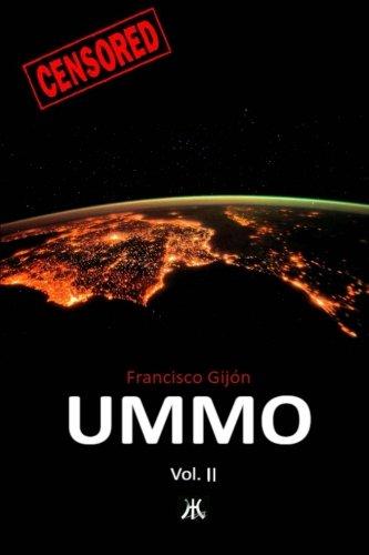 Ummo II (Censored) (Volume 2) (Spanish Edition) [Francisco Gijon] (Tapa Blanda)