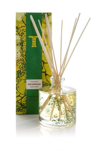 Reed Item Number - Thymes Anjou Vert Reed Diffuser, 6.5-Ounce Box