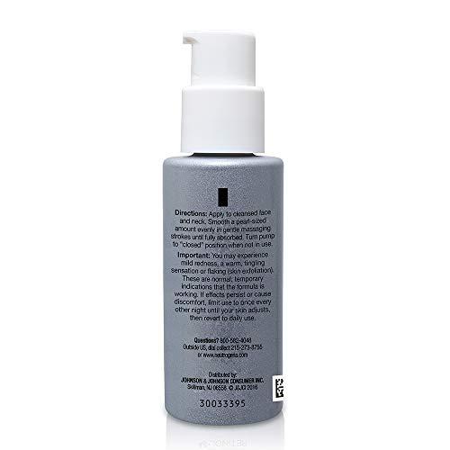 Neutrogena Rapid Wrinkle Repair Retinol Anti-Wrinkle Night Cream, Anti-Wrinkle Face & Neck Cream Moisturizer with Hyaluronic Acid, Retinol & Glycerin, 1 fl. oz