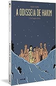 A odisseia de Hakim Vol. 2: Da Turquia à Grécia: Volume 2