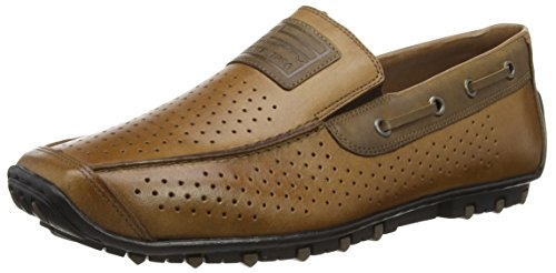 Rieker 08965 Loafers & Mocassins-men - Mocasines Hombre Marrón - Braun (toffee/zimt / 25)