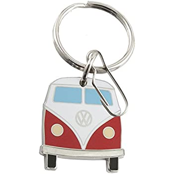Amazon.com: BRISA VW Collection VW T1 Bus Key Ring in Gift ...
