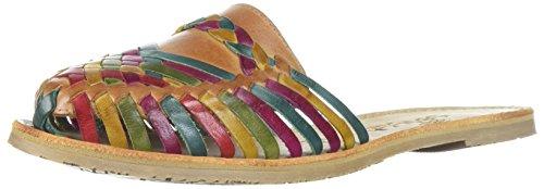 Sbicca WoMen Baines Flat Sandal Multi