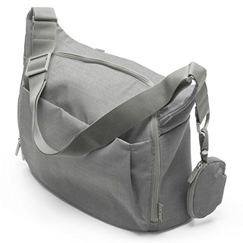 Stokke Xplory Changing Bag (Grey Melange) by Stokke (Image #2)