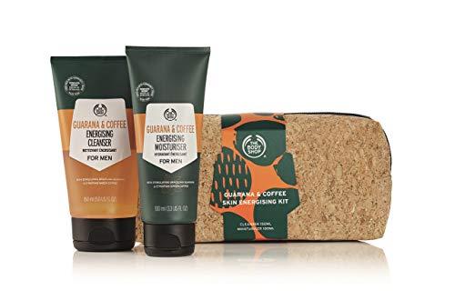The Body Shop Guarana & Coffee Skin Energizing Kit Gift Set