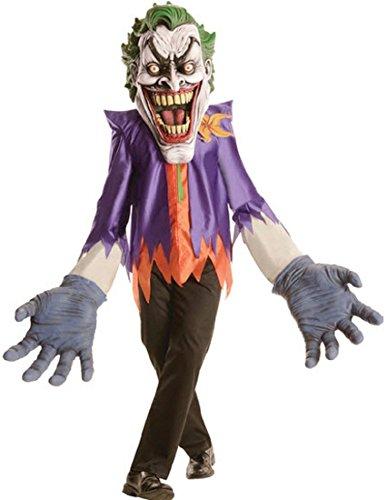 DC Comics Batman The Joker Creature Reacher Deluxe Oversized Mask and -
