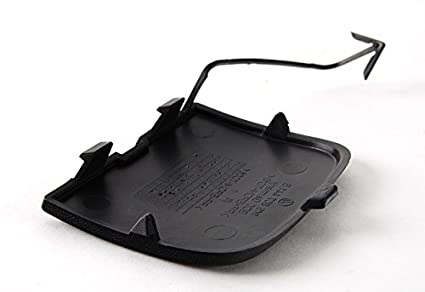 vw golf towing eye cover