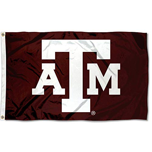 Texas A&M Aggies A&M University Large College Flag