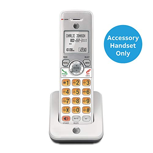 (AT&T EL50005 Accessory Handset, Cordless Telephone With Caller ID/Call waiting)