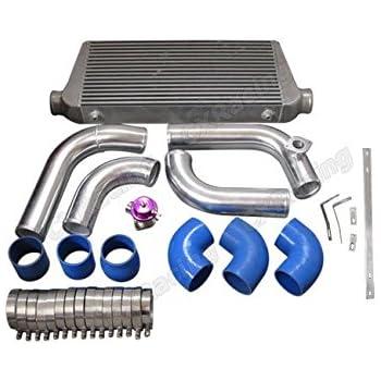 FM Intercooler Piping BOV Kit For 2JZ-GTE 2JZ Swap 240SX S13 S14 Stock Turbo