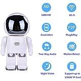 Surveillance Camera 1080P HD Intelligent Robot WIFI Camera 2.0MP Night Vision Alarm Audio Security