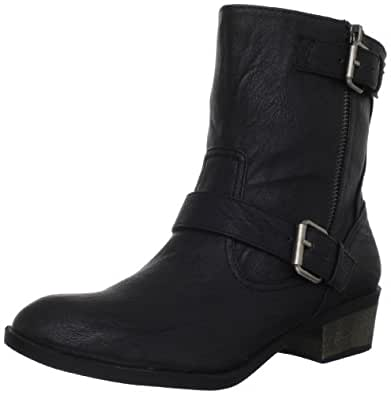 Chinese Laundry Women's Riding Hood Ankle Boot,Black,10 M US