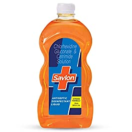 Savlon Antiseptic Disinfectant Liquid for First Aid, Personal Hygiene, and Home Hygiene – 1000ml