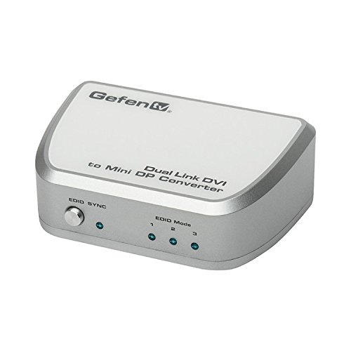GEFEN Ext-Rmt-Extirn HDMI Over Ip with RS-232 and Bi-Directional IR - GTV-DVIDL-2-MDP