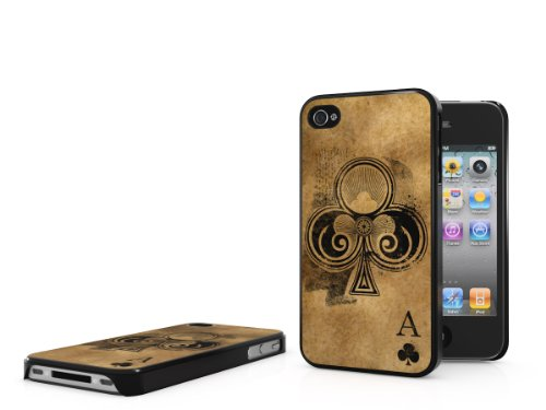 Master Case - Coque iPhone 4/4S Old Poker