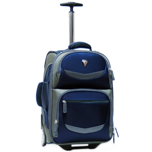 California Pak Discover 19 Inch, Navy Blue, One Size
