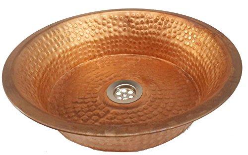 Best Price! Egypt gift shops HANDMADE Vessel Copper Sink Homeowner Household Bathroom Remodeling Toi...