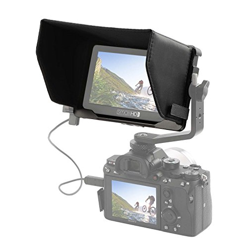 SmallRig Monitor Cage Kit for SmallHD FOCUS 5'' On-Camera IPS Touchscreen Monitor - 2095 by SmallRig