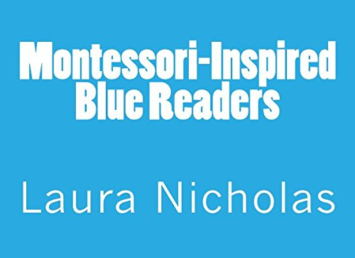 Montessori-Inspired Blue Readers